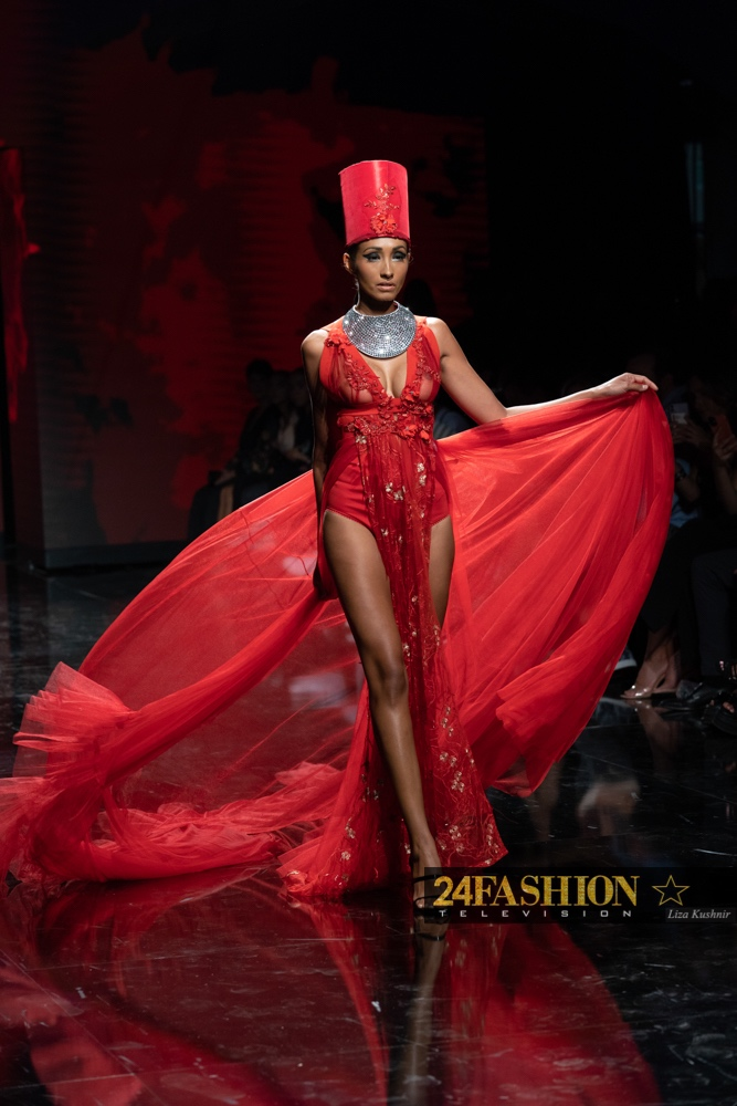 House of Castell by Merlin Castell at LAFW 2021. Day 1