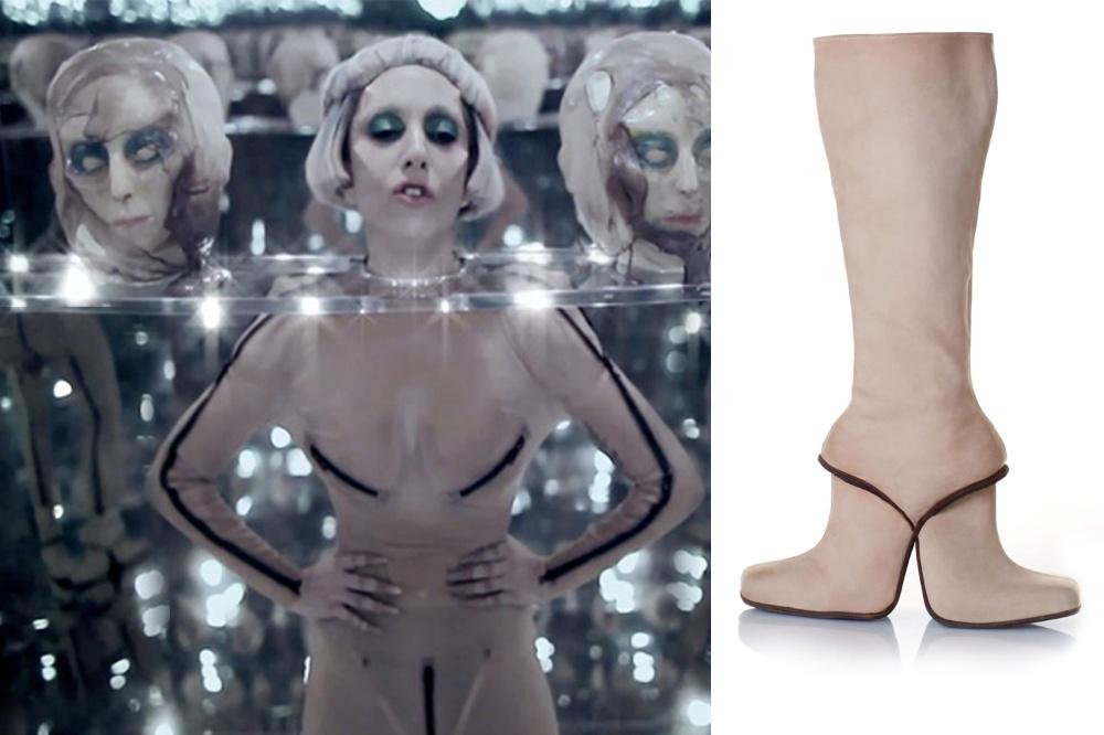 513 24Fashion TV KobiLevi designer Shoes LadyGaga DoubleBoot2 1623040549 jpeg
