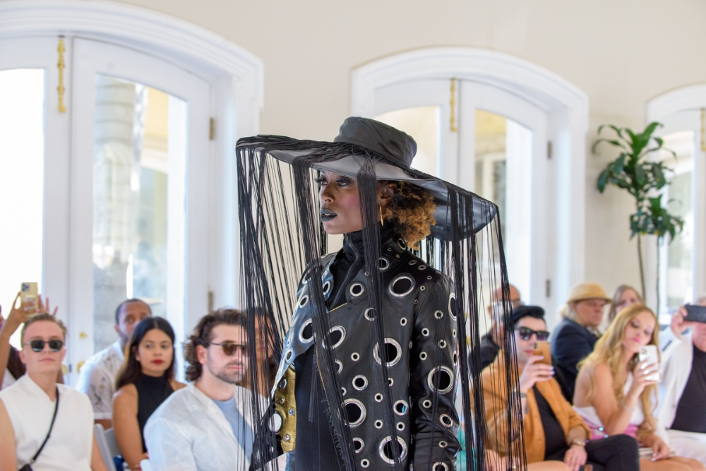 Lumiere Runway spotlights incredible designers at Hollywood glam-themed fashion show