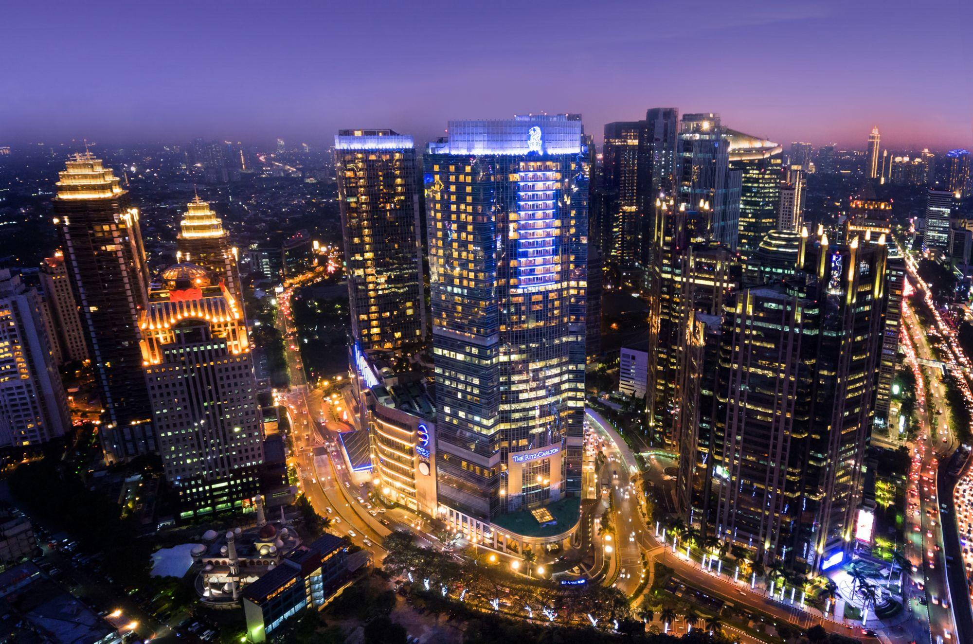 The Ritz-Carlton Jakarta Pacific Place