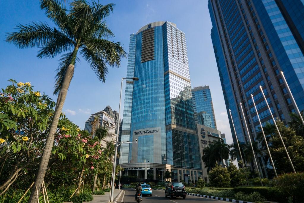 The Ritz-Carlton Jakarta Mega Kuningan