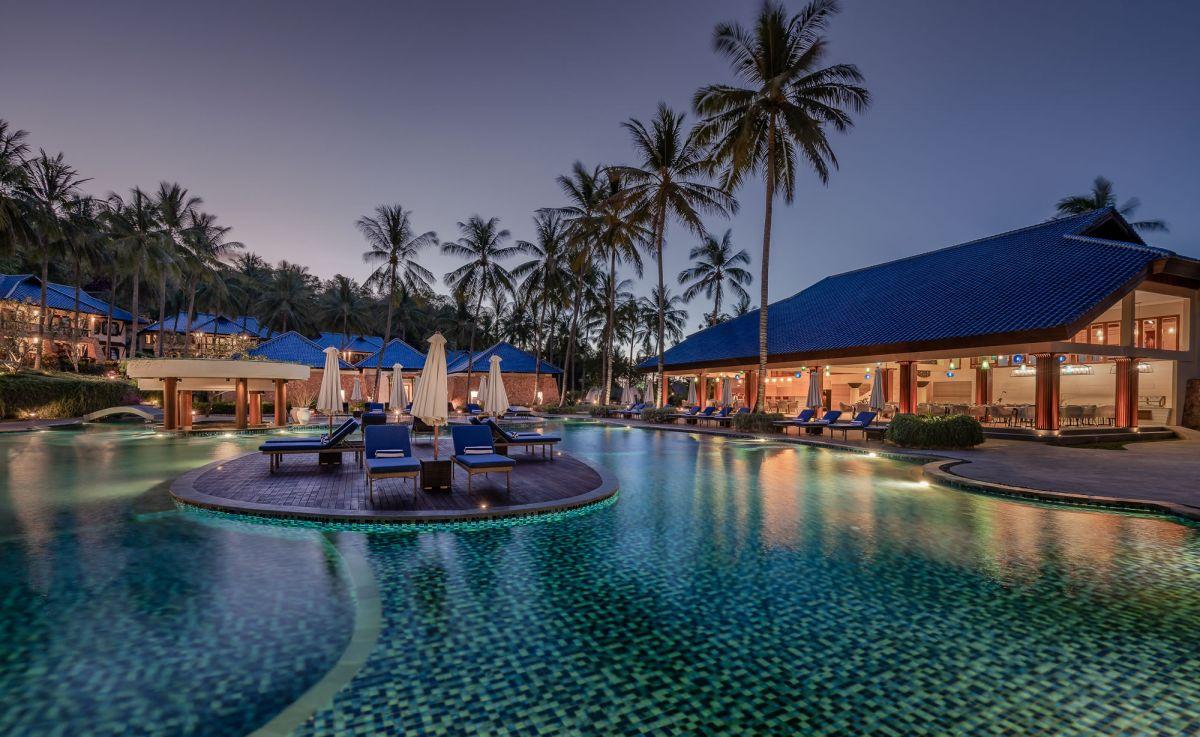 Wyndham Sundancer Resort Lombok