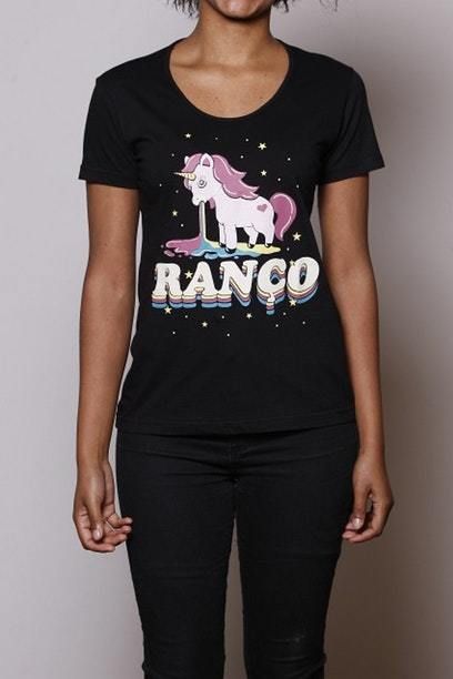 Camiseta Feminina Ranço - Chico Rei