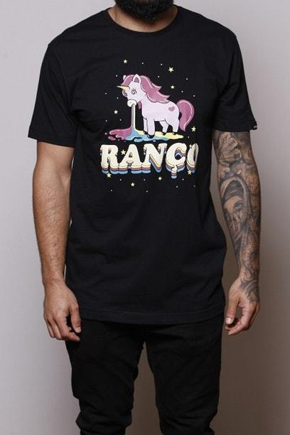 Camiseta Masculina Ranço - Chico Rei