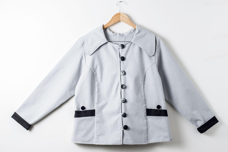 Casaco Bolsa Branco - Diversa