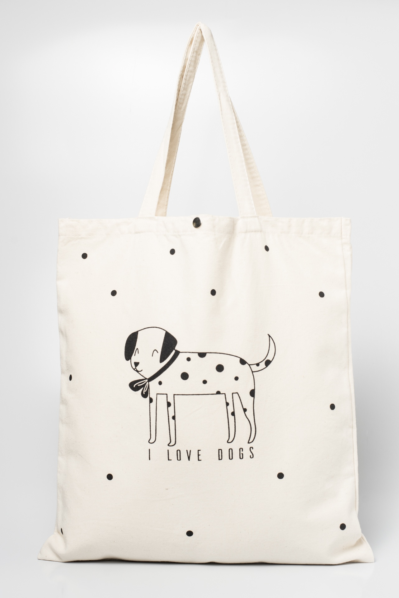 Tote Bag I Love Dogs - Felicis