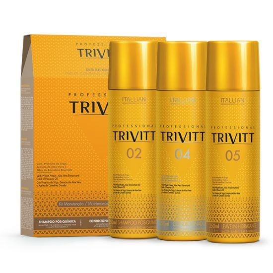 Kit Manutenção Itallian Trivitt
