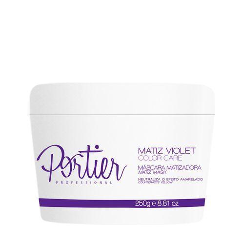 Portier Violet Mascara Matizadora - 250g