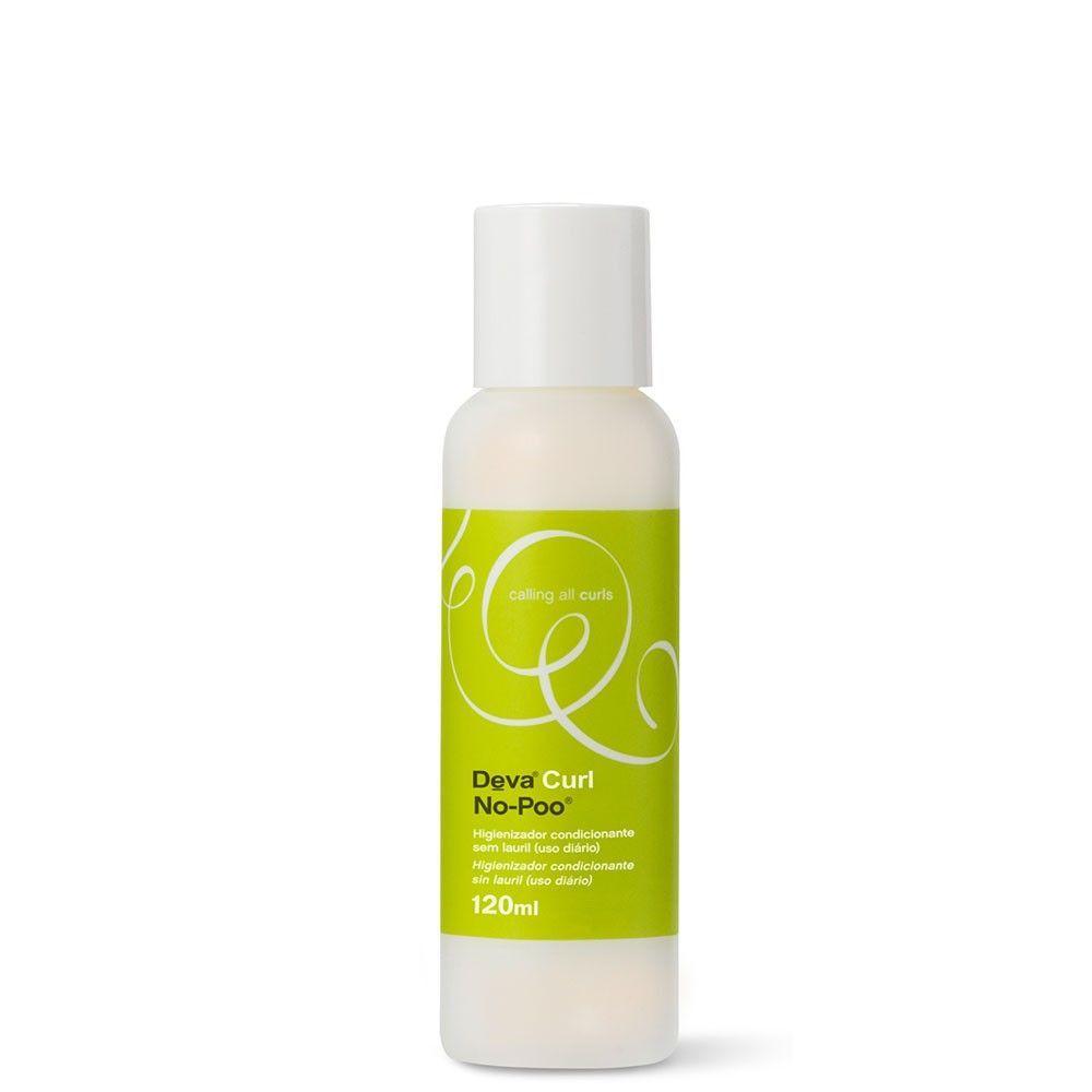 Shampoo Cremoso Deva Curl No-Poo 120ml