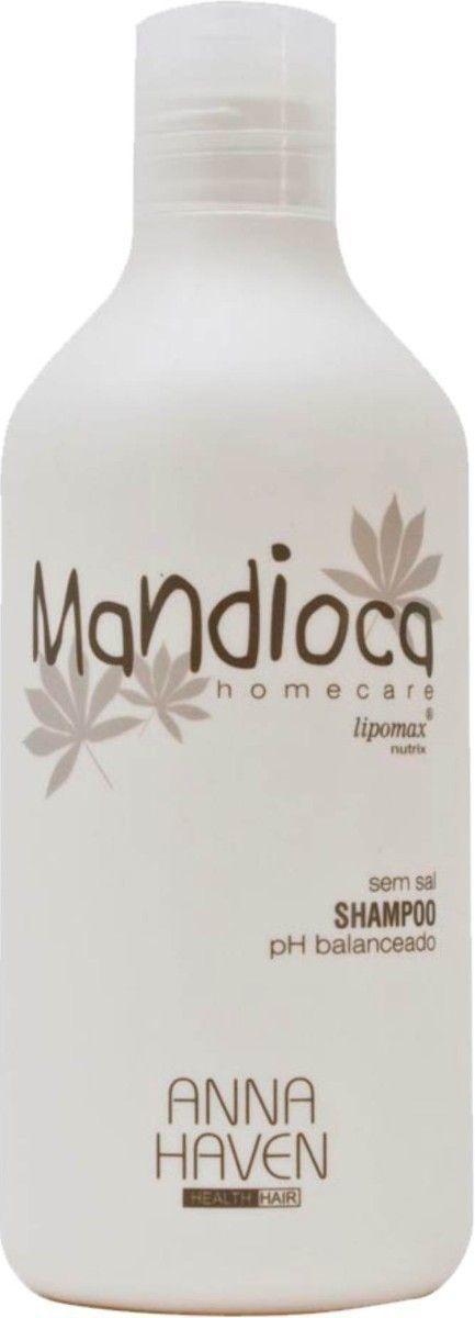 Shampoo de Mandioca Anna Haven 500ml