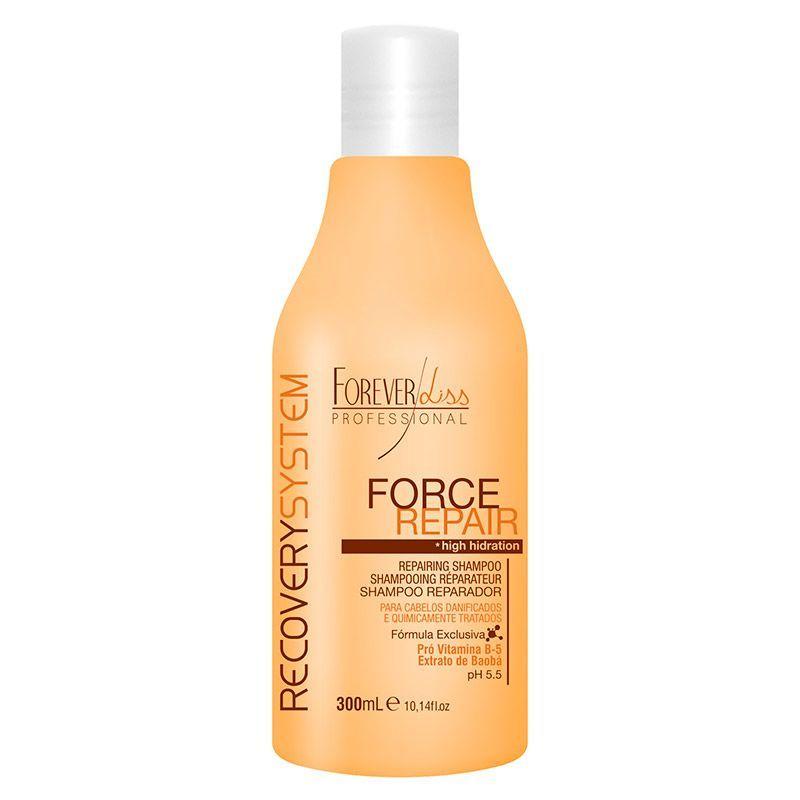 Shampoo Force Repair Forever Liss 300ml