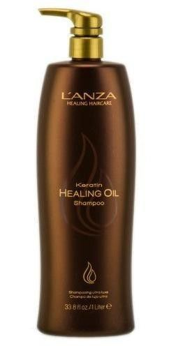 Shampoo Lanza Keratin Healing Oil Hair 1000ml