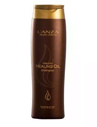 Shampoo Lanza Keratin Healing Oil Hair 300ml