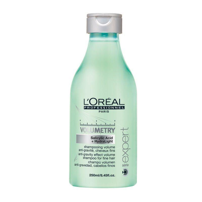 Shampoo Loreal Volumetry Salicylic Acid + HydraLight 250ml