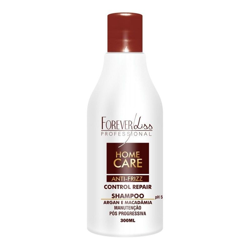 Shampoo Pós Progressiva Home Care Forever Liss 300ml