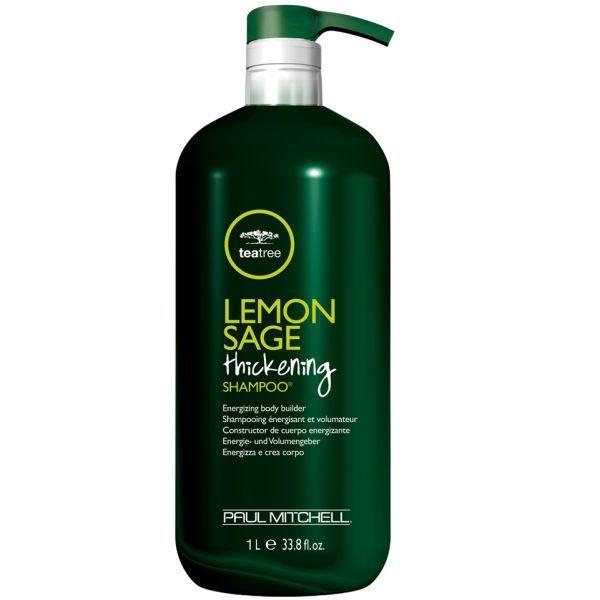 Shampoo Tea Tree Lemon Sage Thickening Paul Mitchell 1000ml