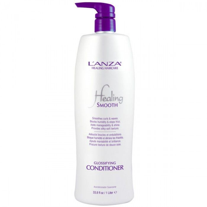 Smooth Glossifying Conditioner Lanza 1000ml