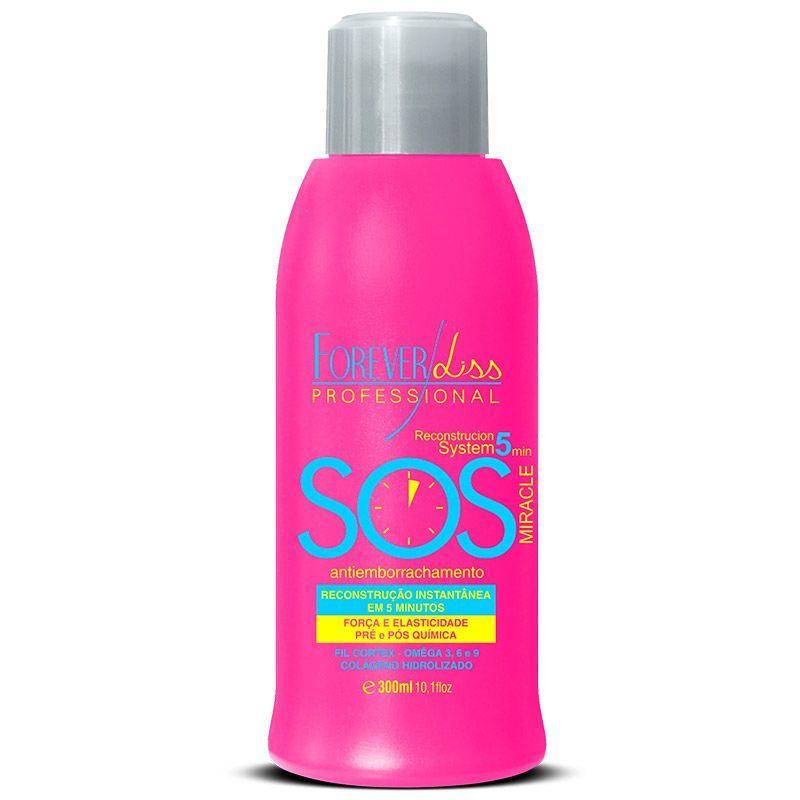 S.O.S Anti Emborrachamento Forever Liss 300ml