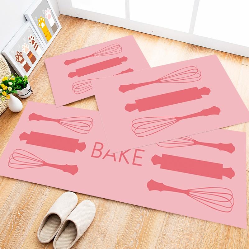 Tapete Cozinha Bake, 3 pçs - 40x120cm