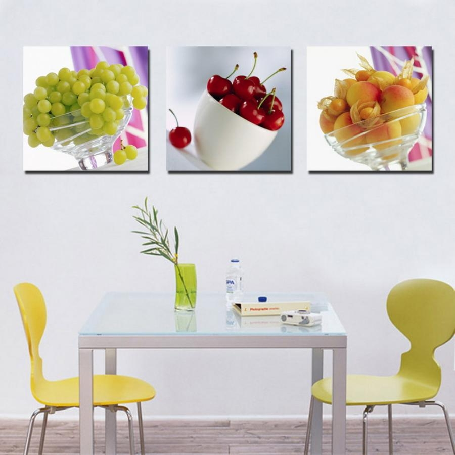 Decorating Ideas For A Kitchen Wall