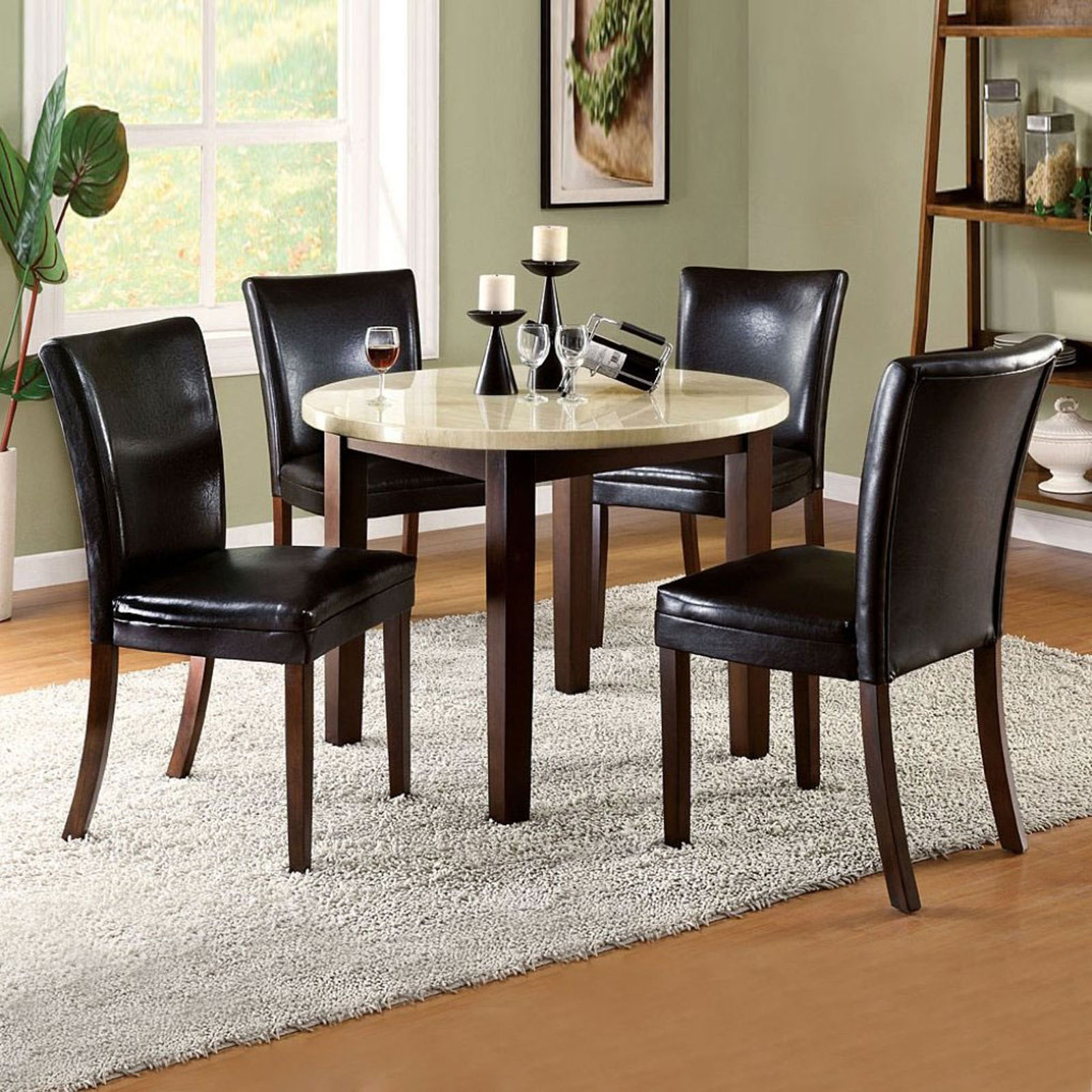 Decorating Ideas For Kitchen Table