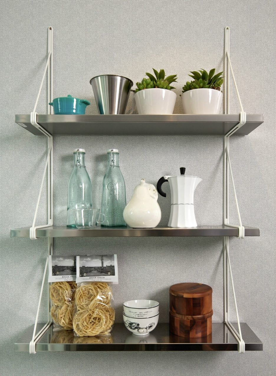Permalink to Kitchen Shelves Decorating Ideas