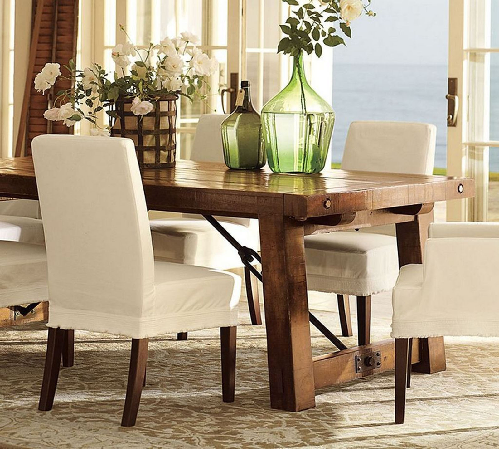 Permalink to Kitchen Table Decorating Ideas Pictures