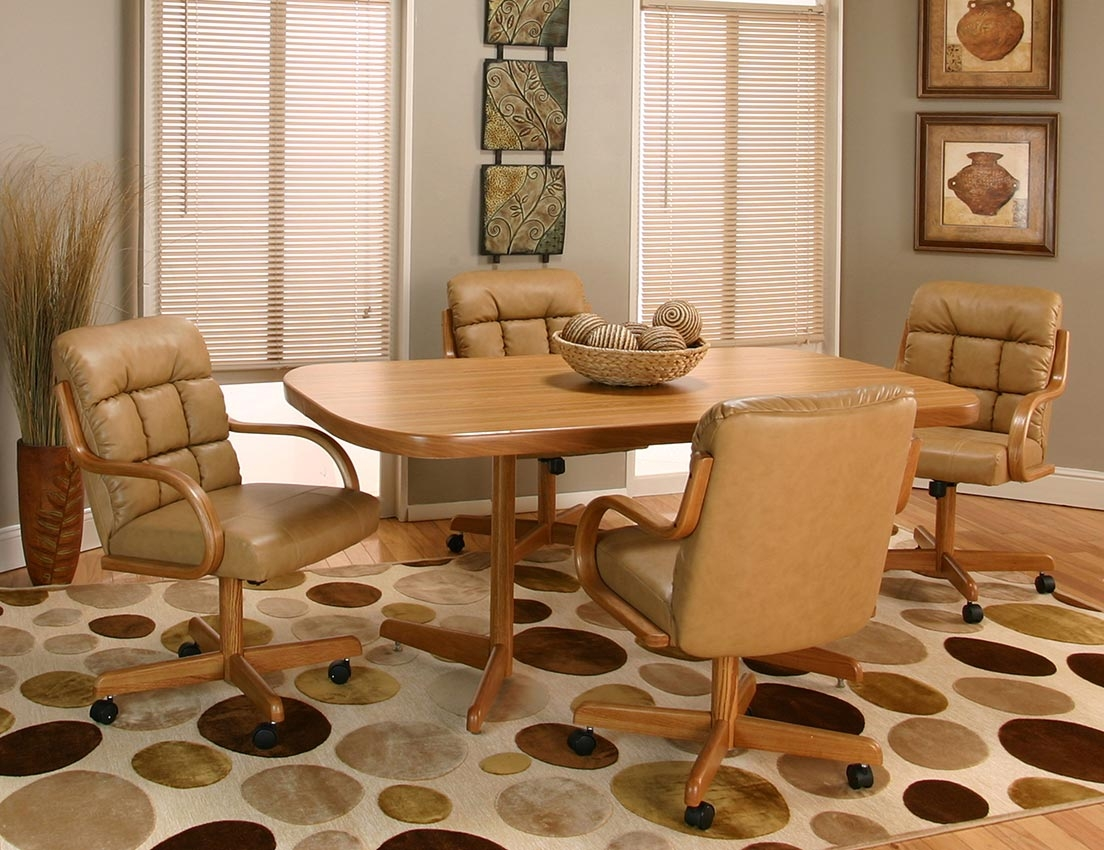 Set Of 4 Kitchen Chairs With Casterskitchen chairs set of 4 union jack kitchen chairs set of 4