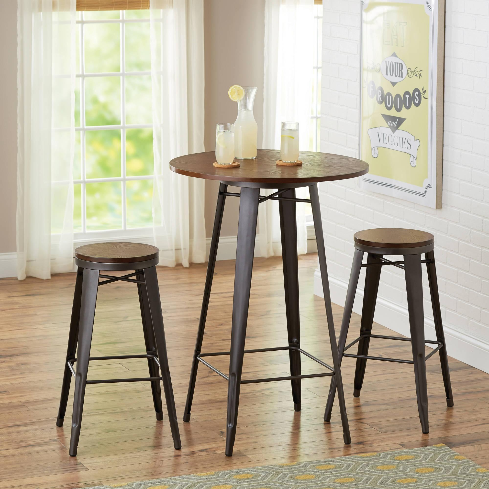 Three Piece Kitchen Bistro Set