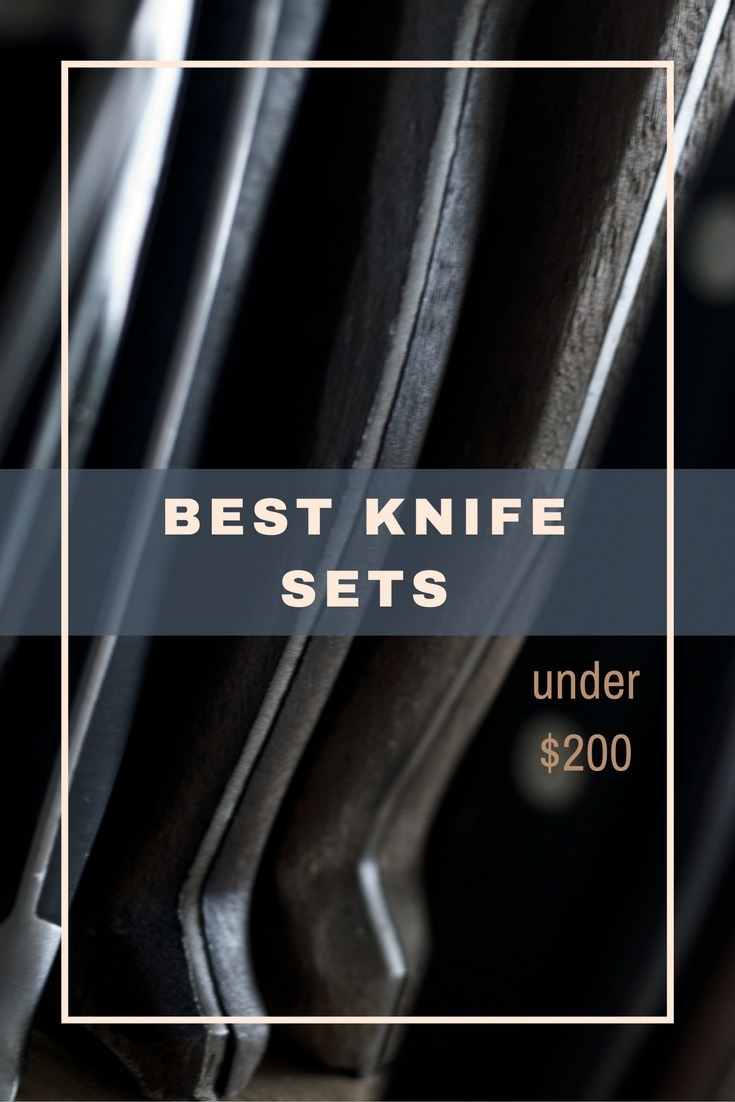 Best Kitchen Knife Sets Under 200
