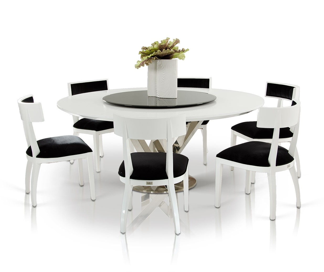 Contemporary Round Kitchen Table Sets
