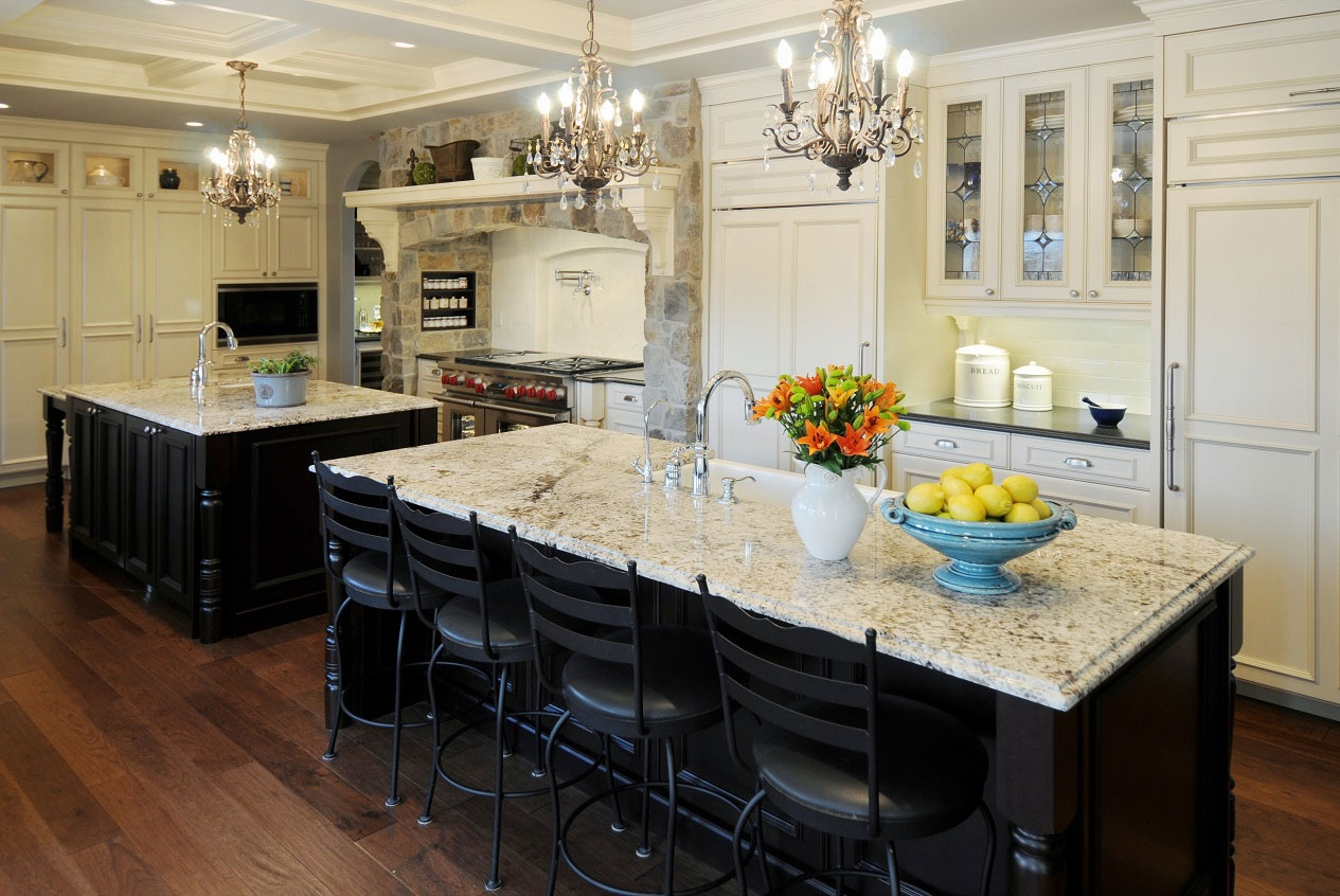 Decorating French Country Kitchen Ideas