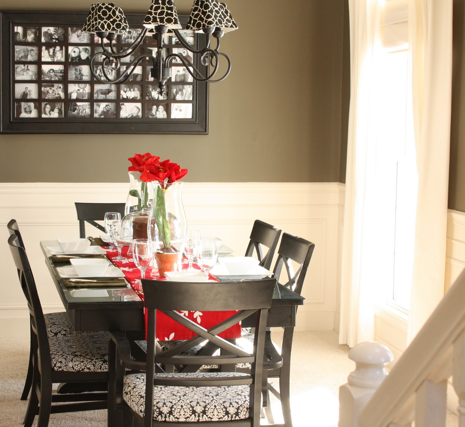 Decorating Ideas For A Kitchen Table