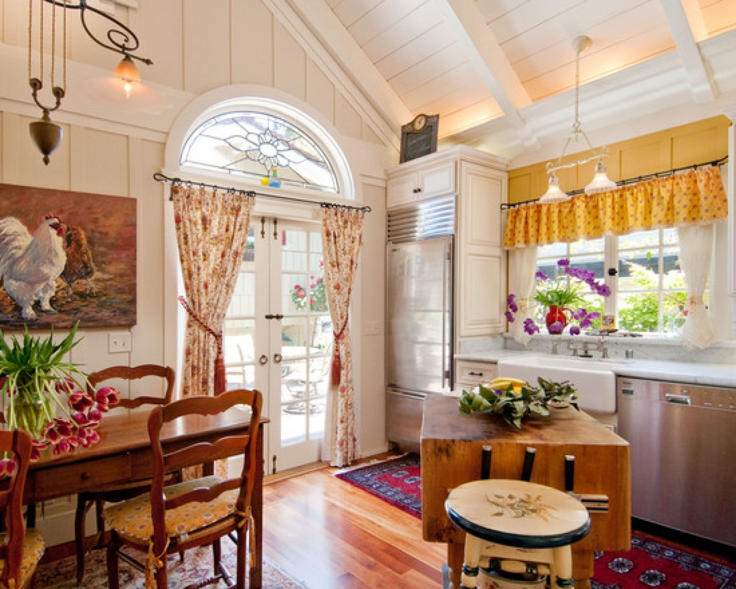 French Country Decorations For Kitchen