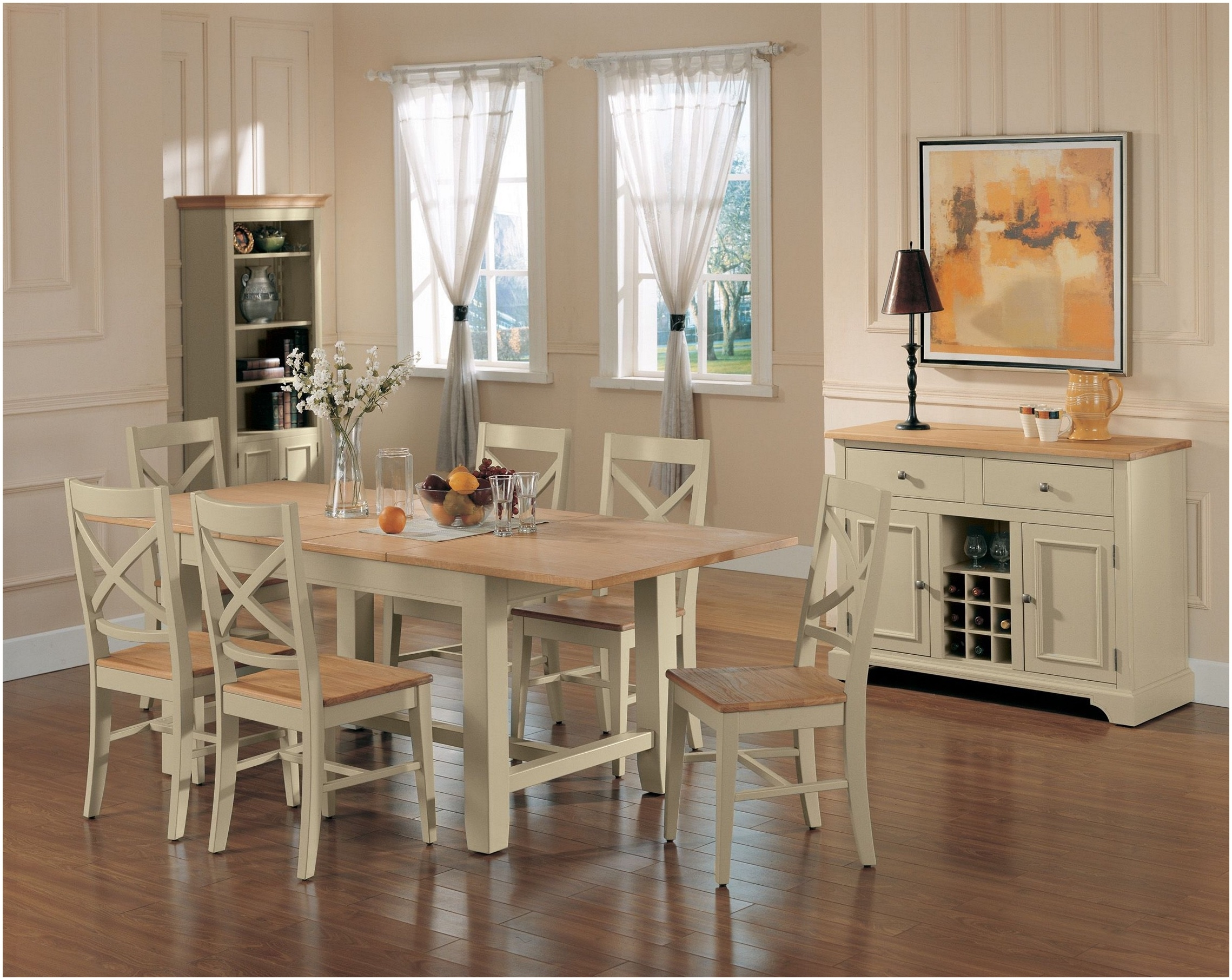 French Country Kitchen Table Sets