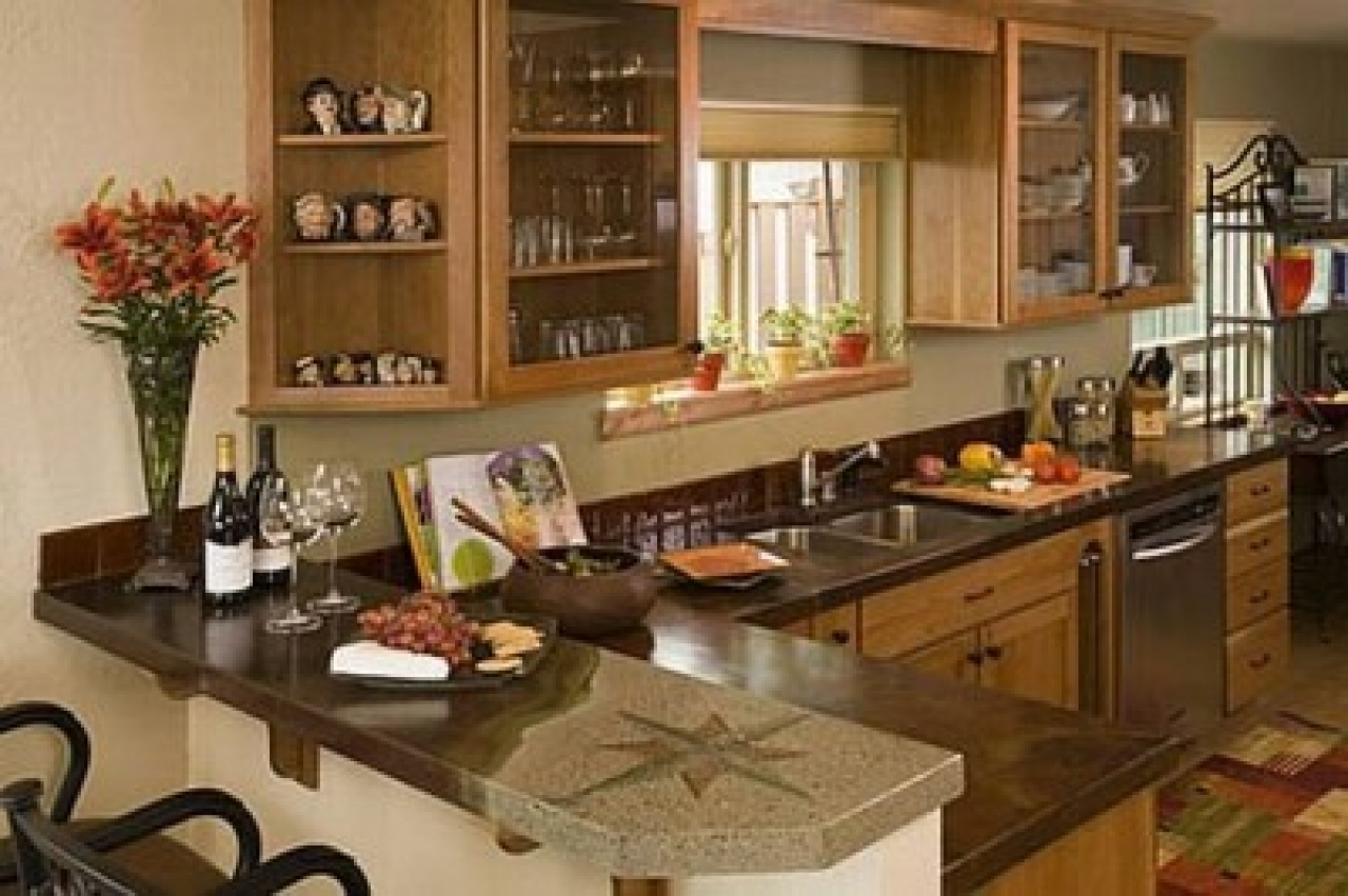 Ideas To Decorate Kitchen Counters