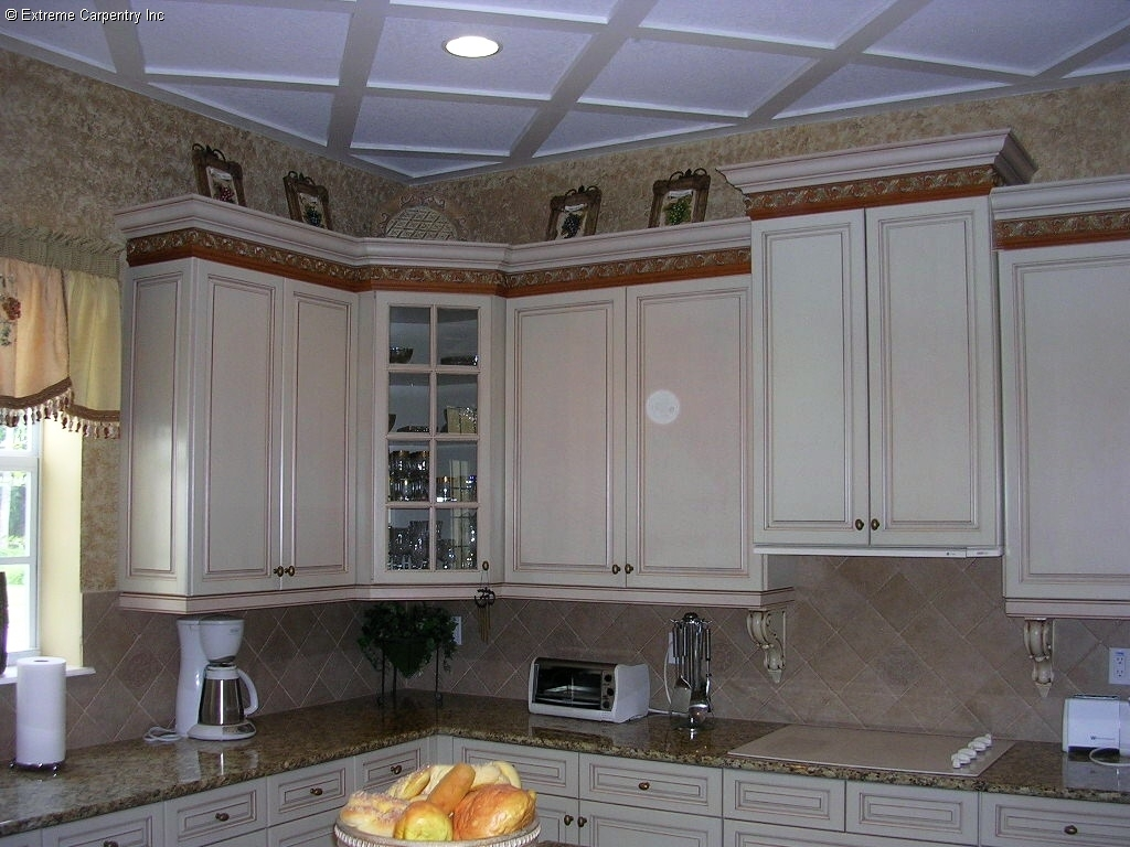Kitchen Cabinets Decorative Trim