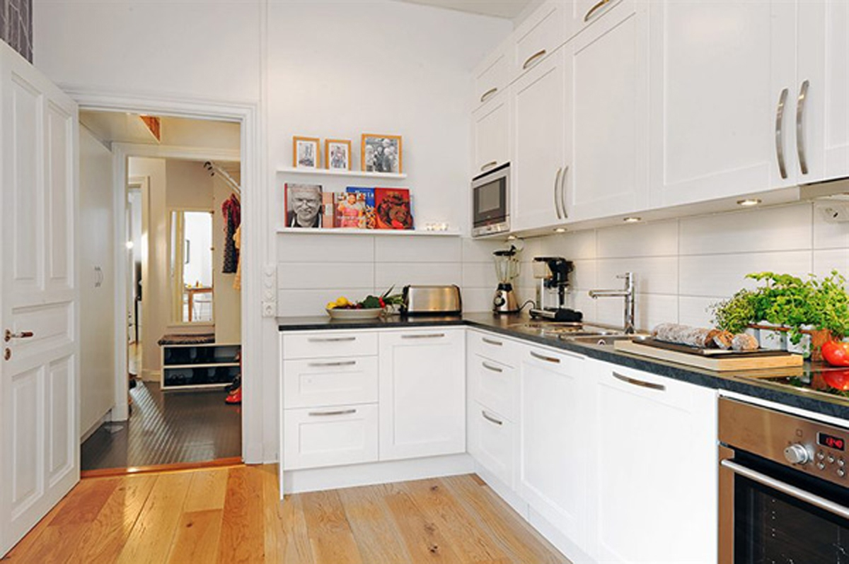 Kitchen Decorating Themes For Apartments