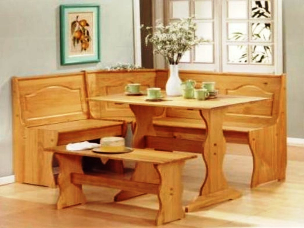 Permalink to Kitchen Sets With Bench