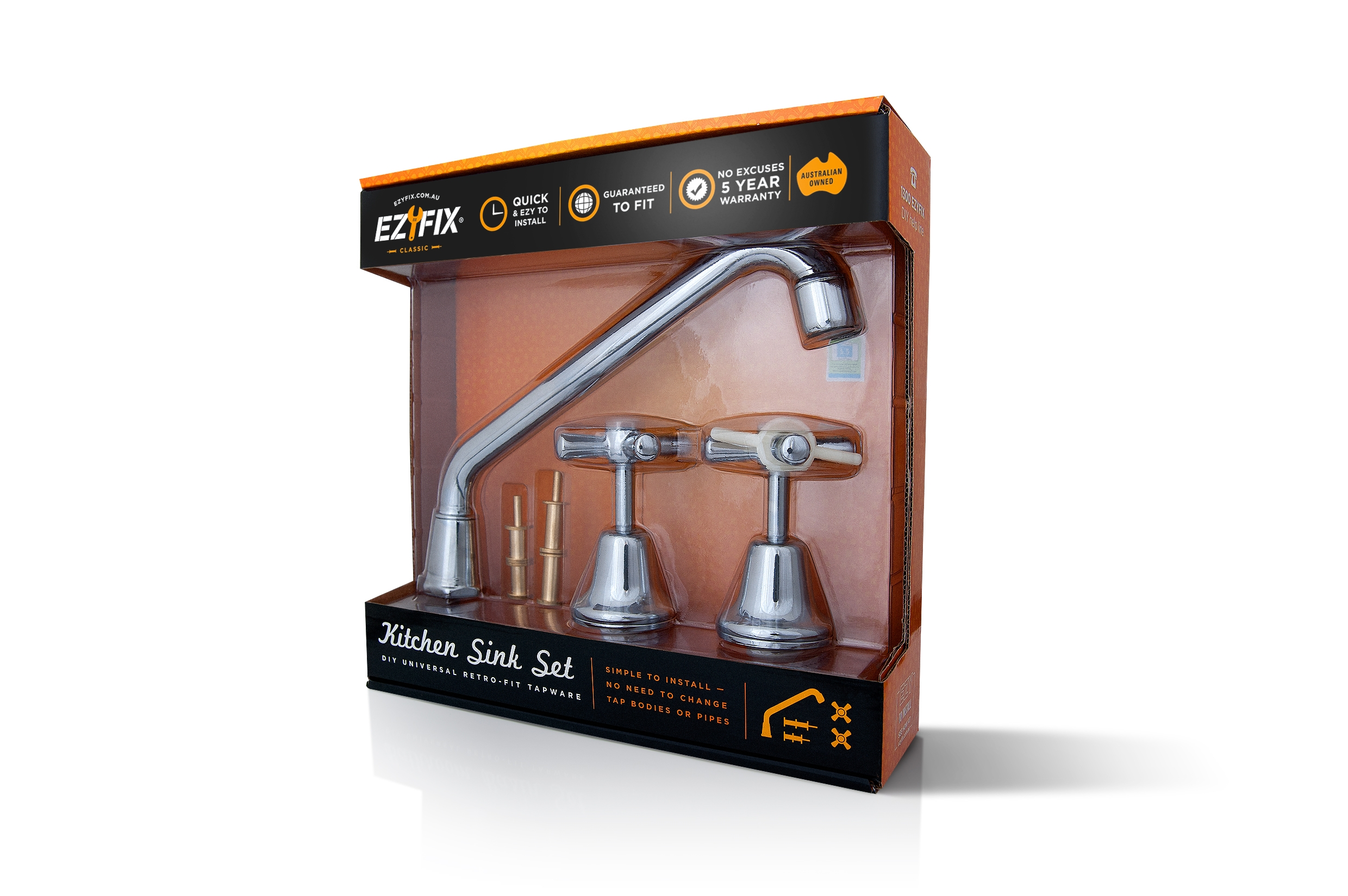 Kitchen Sink And Tap Sets