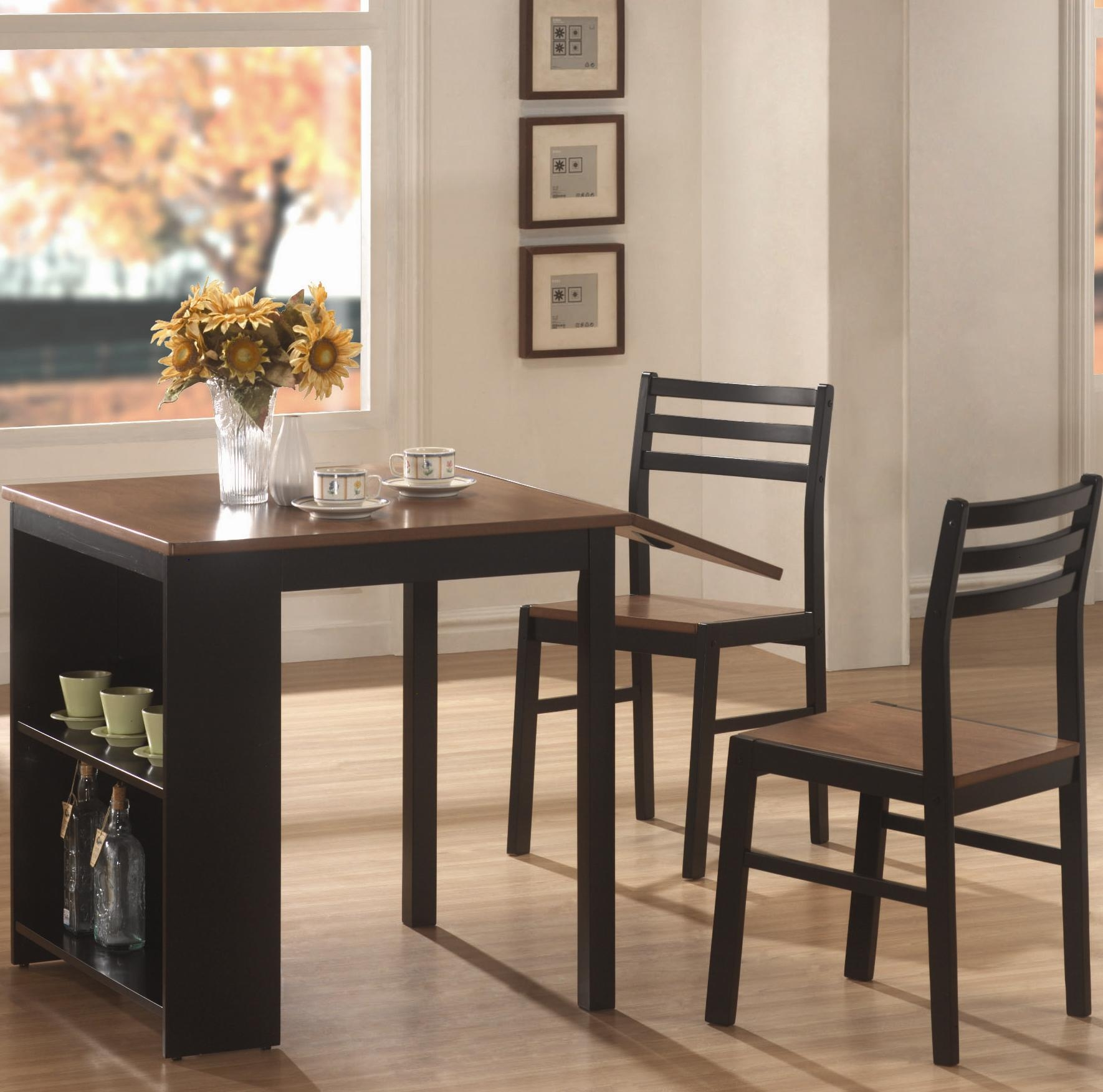 Kitchen Table And Chair Sets For Small Spaces