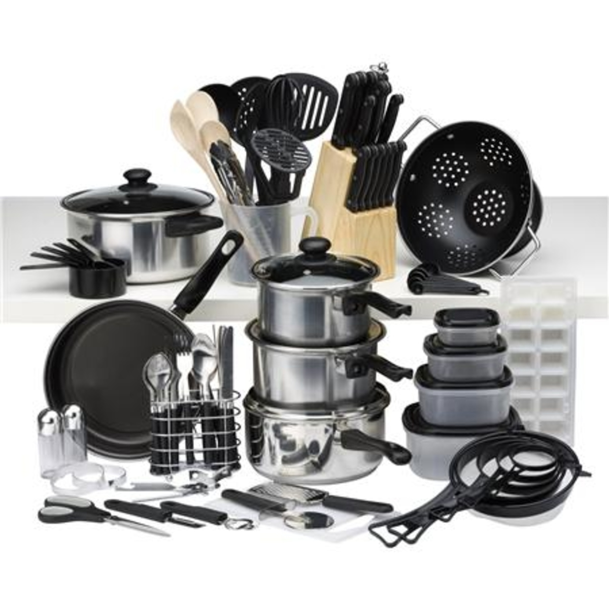 Kmart Kitchen Pan Sets