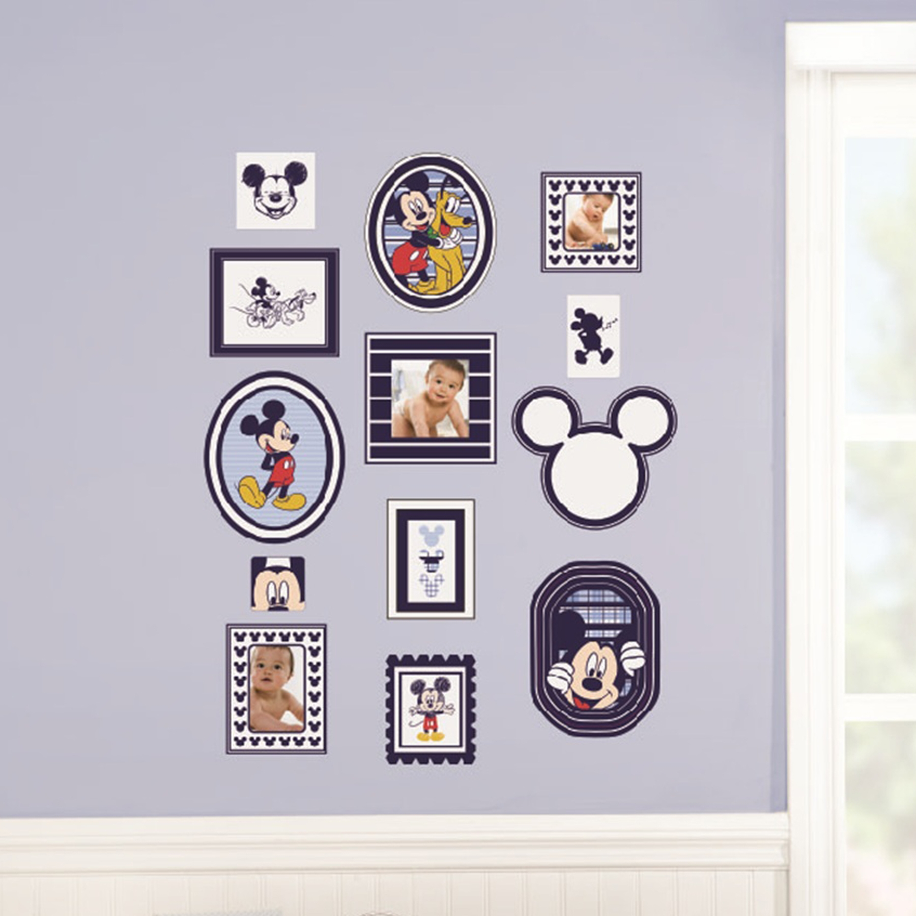 Mickey Mouse Kitchen Wall Decor