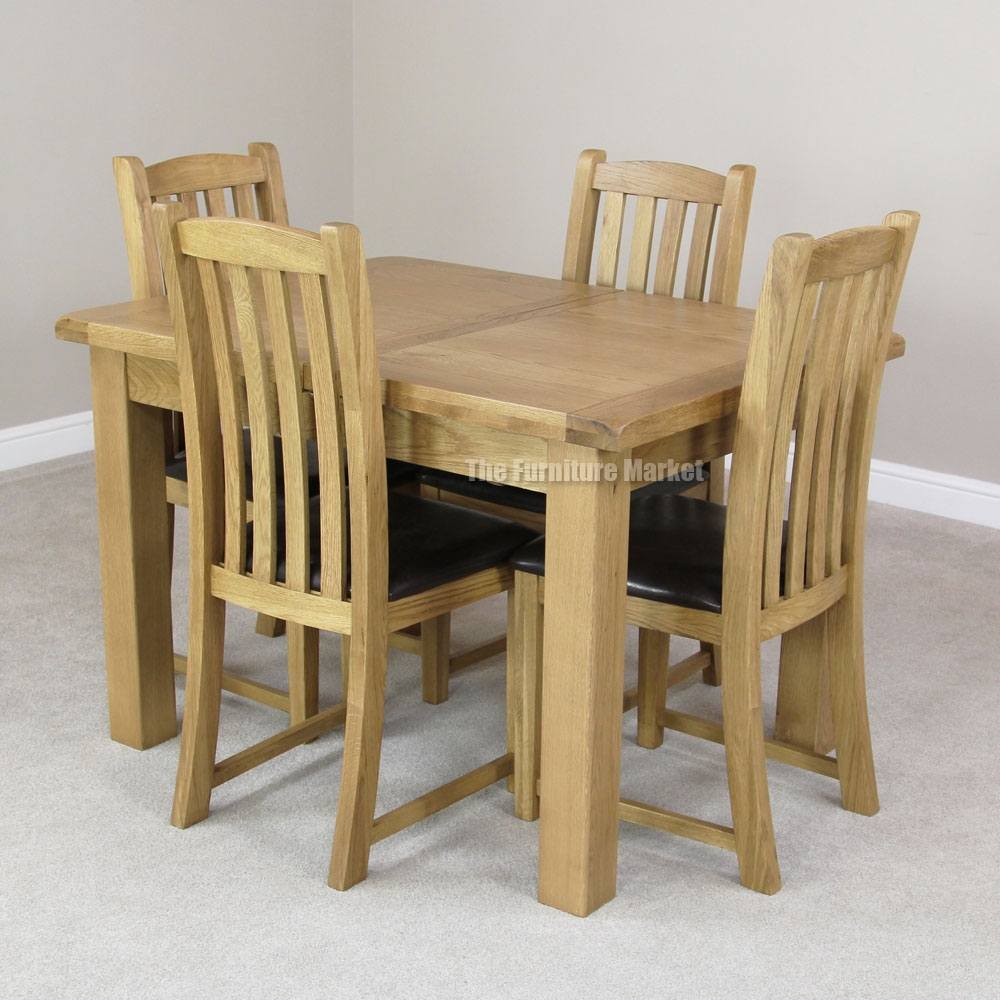 Permalink to Set Of 4 Kitchen Table Chairs