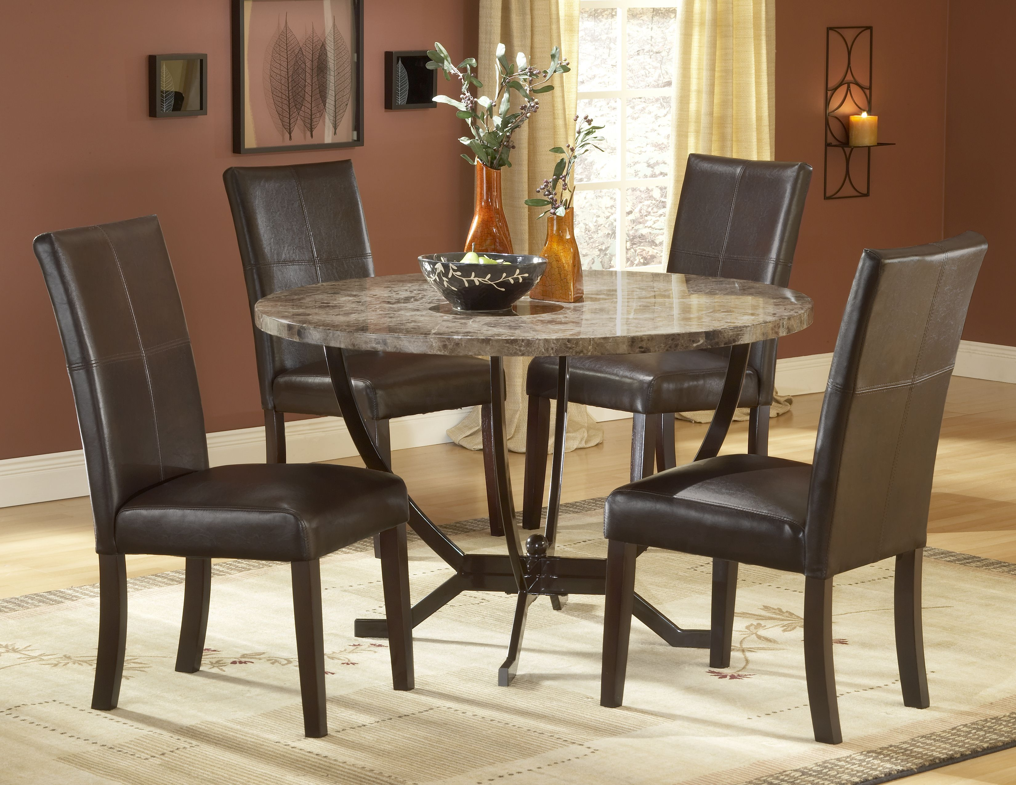 Small Kitchen Table Sets For 4