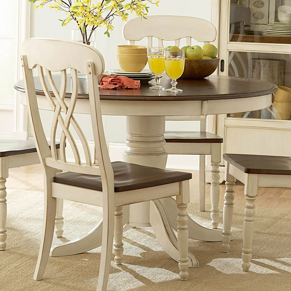 Small White Kitchen Dining Sets