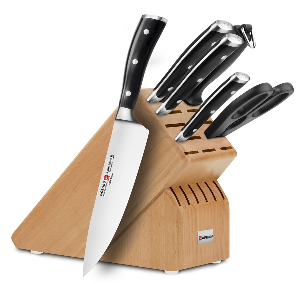 Permalink to 7 Piece Kitchen Knife Set