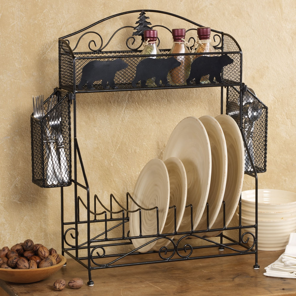 Bear And Bee Kitchen Decorative Items