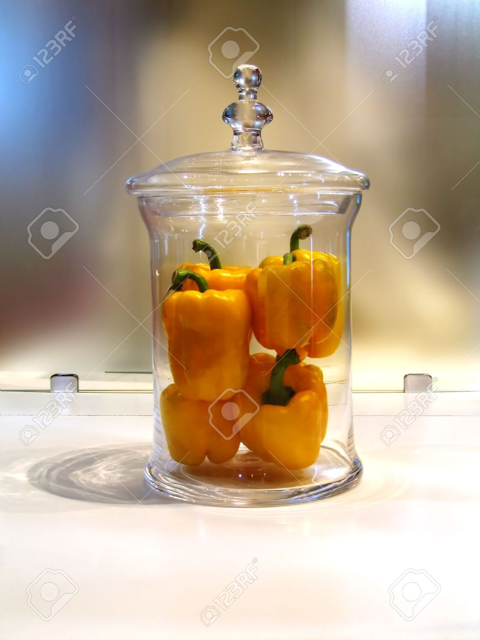 Bell Pepper Kitchen Decor