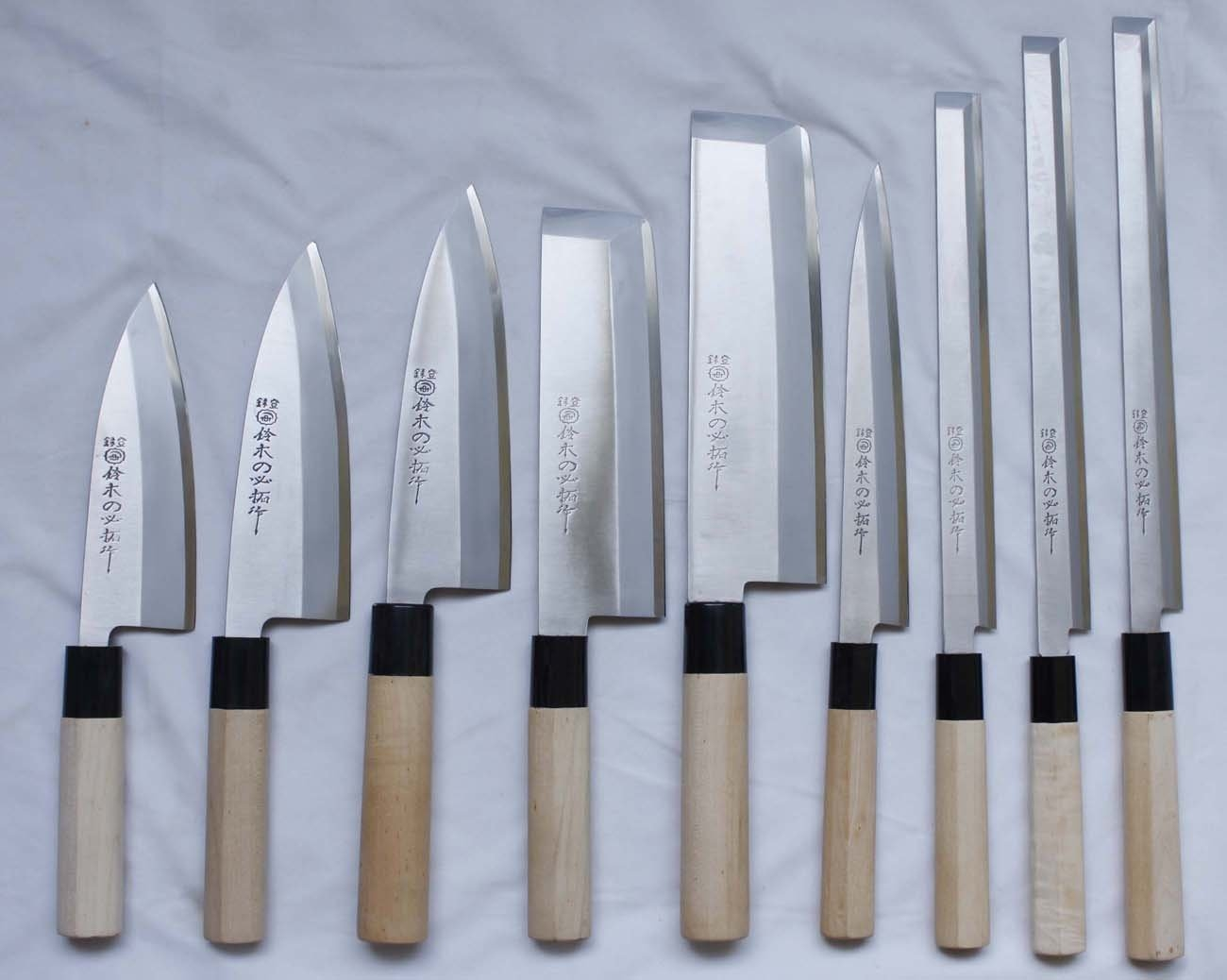 Best Japanese Kitchen Knife Set